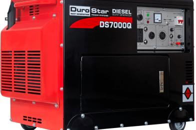 Mengintip 4 Alasan Tepat Menggunakan Genset Diesel di Kantor
