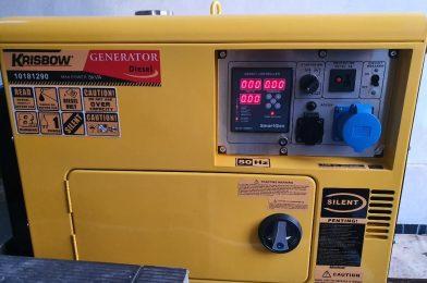 Solusi Mati Listrik, Berikut 3 Keunggulan dari Genset Diesel