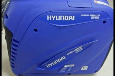 Mengenal Deretan Genset Inverter Terbaru Dari Hyundai