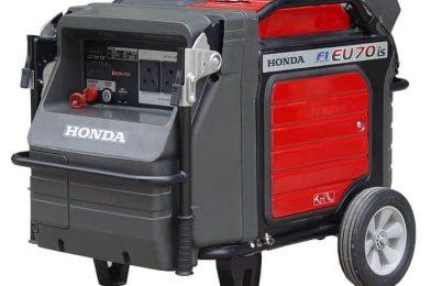 Perhatikan Jenis Genset Honda Yang Hendak Dibeli Sebelum Membelinya